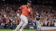 Astros lead Nationals midway through World Series Game 7