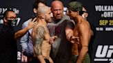 Twitter reacts to Alexander Volkanovski's title defense vs. Brian Ortega in UFC 266 classic