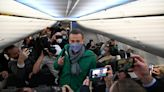 Kremlin critic Navalny wins EU's Sakharov rights award