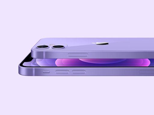 2021首場Apple發佈會iPhone 12 、 iPhone 12 mini 再添全新紫色