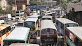 修例風波:多條巴士路線暫停或改道
