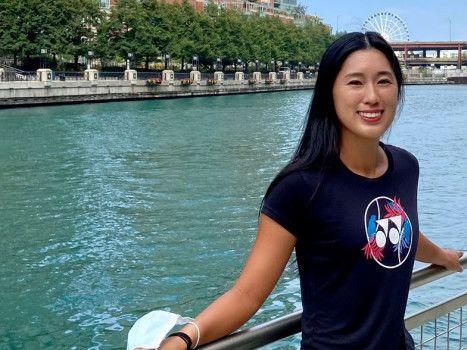 【2021】網球甜心許絜瑜北美賽季專訪 - 網球 | 運動視界 Sports Vision