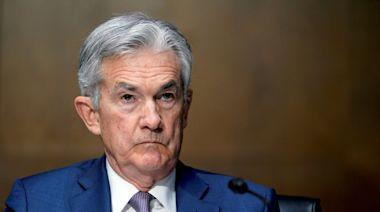Fed利率點狀圖透露鷹派訊息 美股重挫300點