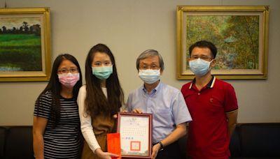 年年第一五專生 職能治療師國考獲全國第二