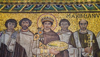Why white supremacists and QAnon enthusiasts are obsessed – but very wrong – about the Byzantine Empire