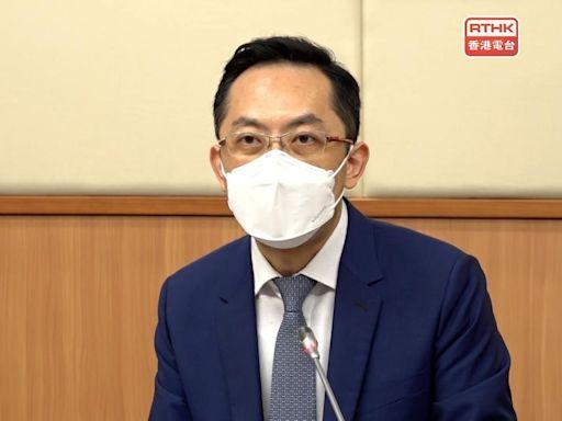 防護中心總監林文健:L452R變種病毒個案後來居上 - RTHK