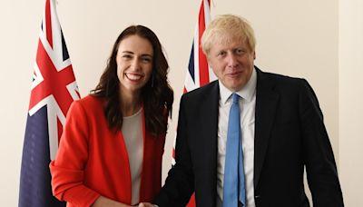 紐西蘭與英國達成自貿協議 紐在野黨:有助於避免中國主導印太地區--上報