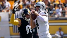Roethlisberger, Watt among growing list of Steelers injuries