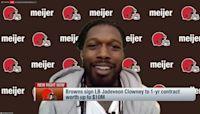 Jadeveon Clowney: Why I'm looking forward to playing with Myles Garrett