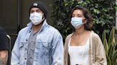 Zac Efron and Girlfriend Vanessa Valladares Hold Hands During Dinner Date in Australia