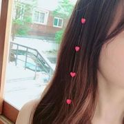 (清貨$15 一條)新款 日韓款 親子裝 髮夾(滿$60包郵)(郵費$5)