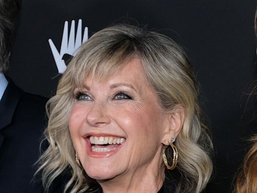 Olivia Newton-John, longtime cancer 'thriver,' on losing friend Kelly Preston and finding comfort in cannabis