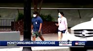 COVID-19 Breakthrough Cases in MIssissippi