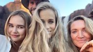Liam Hemsworth Photobombs Girlfriend Gabriella Brooks In Their First Social Media Pic Together