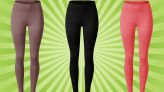 I'm obsessed with Amazon's No. 1 bestselling leggings — and all styles are on sale, starting at $10