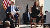 Deal On Biden's $2T Plan Edges Closer; Harris Is `Confident'