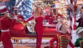 Stream It or Skip It: 'Mariah Carey's Magical Christmas Special' on Apple TV+, a Befuddling and Bedazzled Holiday Treat