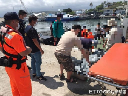 我在蘭嶼情人洞...釣客9日報平安後失聯 13日尋獲遺體