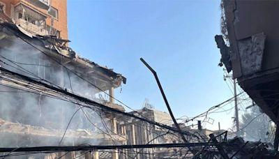 知情人透露瀋陽餐廳爆炸事故原因:廚師晚上忘關燃氣