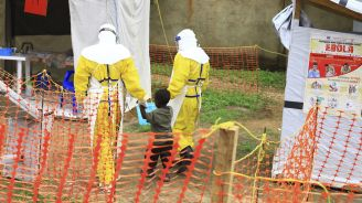 Series of War Zone Attacks Puts DRC Ebola Outbreak On 'Edge of Crisis'