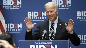 Biden promises to end 'forever wars' as president