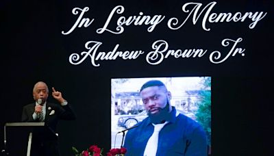 Andrew Brown Jr.'s death ruled homicide, shot in head, North Carolina state autopsy report says
