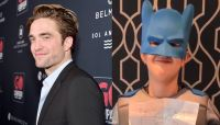 Robert Pattinson surprises autistic 10-year-old Batman fan during Liverpool filming