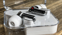 Nothing's Ear 1 wireless earbuds are an ambitious start