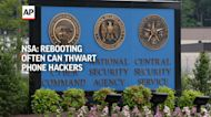 NSA: Rebooting often can thwart phone hackers