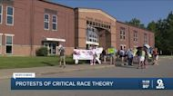 Forest Hills tells protesters critical race theory not being taught