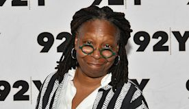 Whoopi Goldberg Joins 'The View' From Home: 'This Is Responsible Social Distancing' (Video)