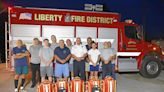 Two local fire departments team up to provide medical care