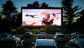 The coolest drive-in theaters in America