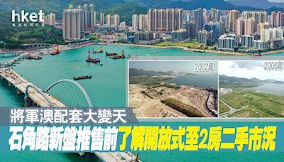 將軍澳發展舊與新 海茵莊園開售前夕 了解區內最新二手市況 - 香港經濟日報 - 地產站 - 地產新聞 - 人物/專題