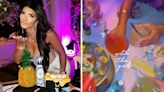 Inside RHONJ star Teresa's 49th birthday celebrates with costars & YSL cake