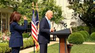 Biden hails mask guidance: 'Great day for America'