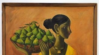 Paintings By Indian Artists Top Bruneau & Co. Auction