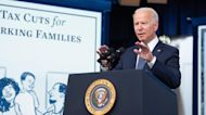 Biden: Child tax credit payments help give 'a little bit of breathing room' to families