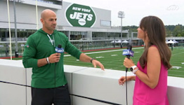 Robert Saleh pleased with first Training Camp, Zach Wilson improving every day   SportsNite