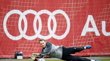 Flick worries over Bayern's Neuer reliance ahead of Stuttgart clash