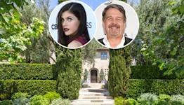 Alexandra Daddario Buys 'Shameless' Creator's Elegant Hancock Park Mansion