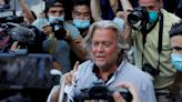 U.S. House holds Trump ally Bannon in contempt, seeks prosecution