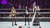 Who Produced The Charlotte Flair - Becky Lynch SmackDown Segment, Original hit Row Plans - Wrestling Inc.