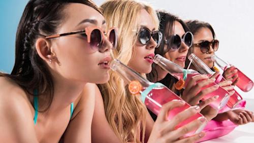 The feminisation of alcohol marketing