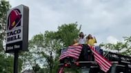 Olympic Gold Medalist Sunisa Lee Welcomed Home to St Paul With Celebratory Parade