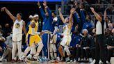 Bill Simmons, Ryen Russillo assess Warriors' win total over/under
