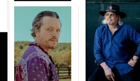 Musicians on Musicians: Barry Gibb & Jason Isbell