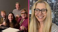 Courteney Cox Recruits Ed Sheeran and Elton John for 'Tony Danza' Tribute to Lisa Kudrow