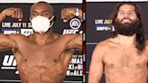 UFC 251 weigh-in results and videos: Championship tripleheader set for Fight Island
