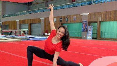 27歲才登上奧運!夢想當主播的東西混血大馬體操女神Farah Ann